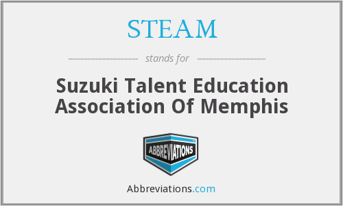STEAM - Suzuki Talent Education Association Of Memphis