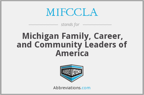What does MIFCCLA stand for?