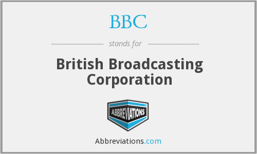 BBC - British Broadcasting Corporation