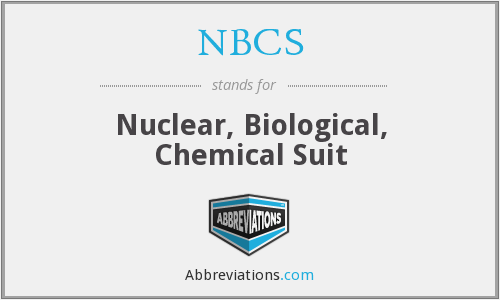 What does NBCS stand for?