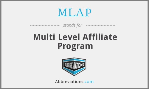 MLAP - Multi Level Affiliate Program