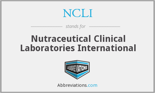 What does NCLI stand for?