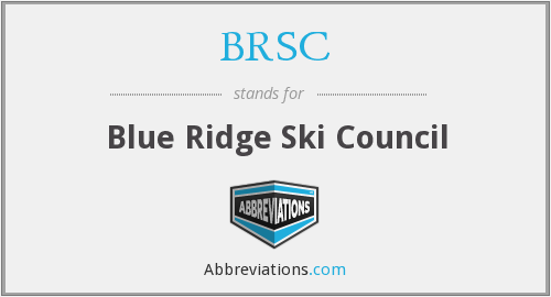 What does BRSC stand for?