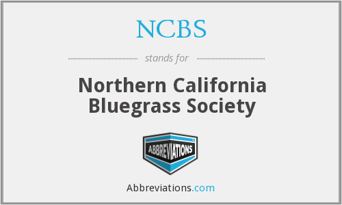 NCBS - Northern California Bluegrass Society