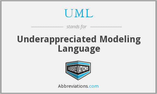 UML - Underappreciated Modeling Language