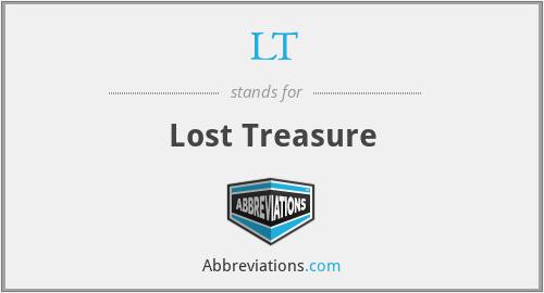 LT - Lost Treasure