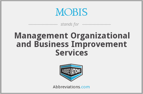 What does MOBIS stand for?