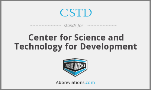 What does CSTD stand for?