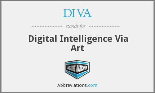 DIVA - Digital Intelligence Via Art