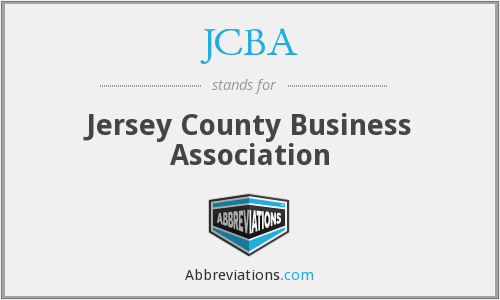 JCBA - Jersey County Business Association