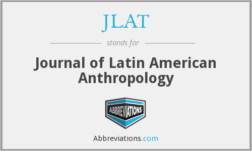 What does JLAT stand for?