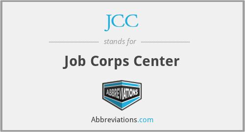 JCC - Job Corps Center