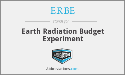 What does ERBE stand for?
