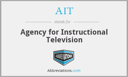 AIT - Agency for Instructional Television