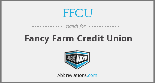 FFCU - Fancy Farm Credit Union