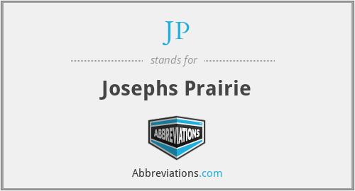 JP - Josephs Prairie