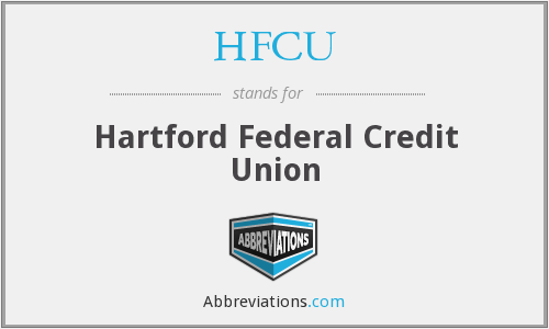 HFCU - Hartford Federal Credit Union