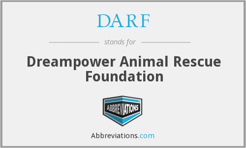DARF - Dreampower Animal Rescue Foundation