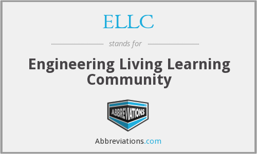 What does ELLC stand for?