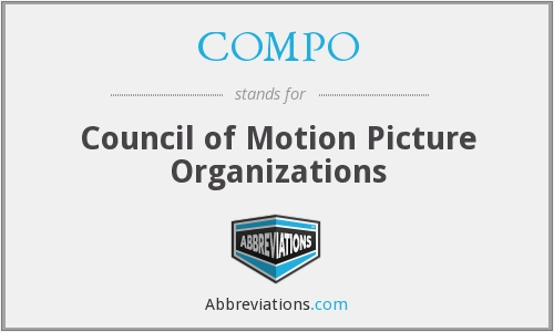 COMPO - Council of Motion Picture Organizations