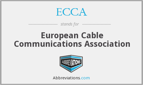 ECCA - European Cable Communications Association