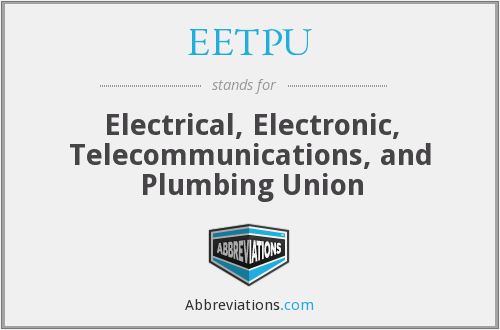 What does EETPU stand for?