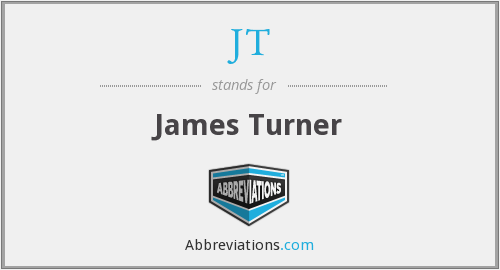JT - James Turner
