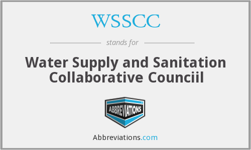 What does WSSCC stand for?