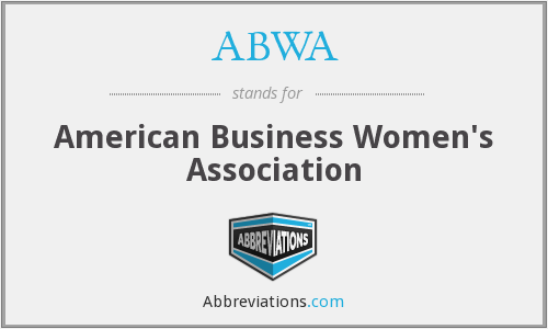 ABWA - American Business Women's Association