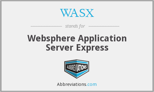 What does WASX stand for?