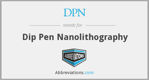 What does DPN stand for?