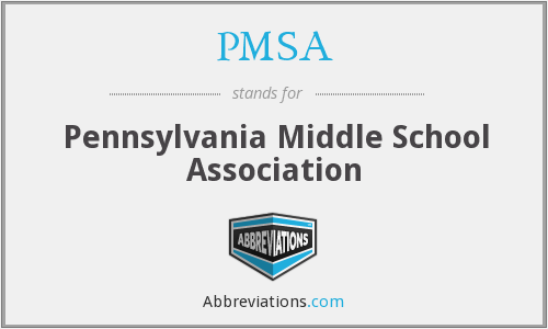 PMSA - Pennsylvania Middle School Association
