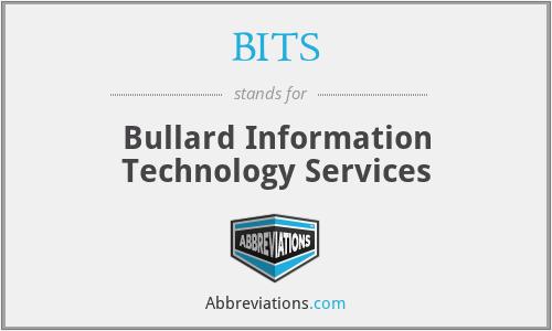 BITS - Bullard Information Technology Services