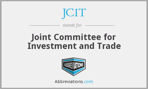 What does JCIT stand for?