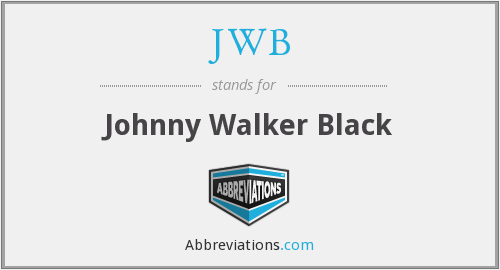 JWB - Johnny Walker Black