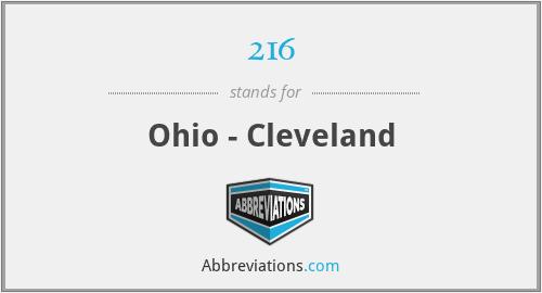 216 - Ohio - Cleveland