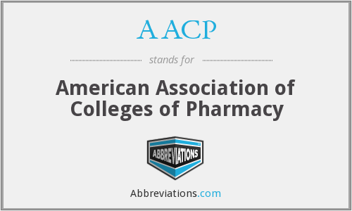 AACP - American Association of Colleges of Pharmacy