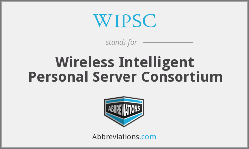 What does WIPSC stand for?