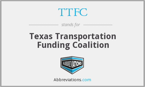 TTFC - Texas Transportation Funding Coalition