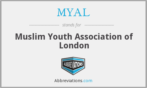 MYAL - Muslim Youth Association of London