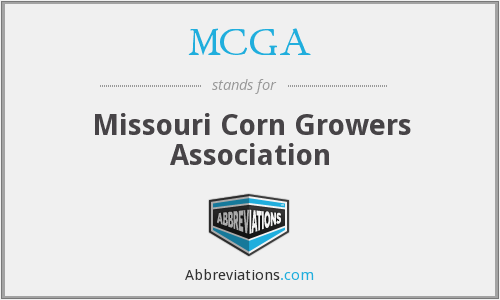 MCGA - Missouri Corn Growers Association
