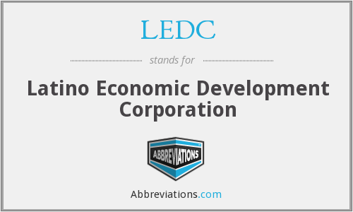 LEDC - Latino Economic Development Corporation