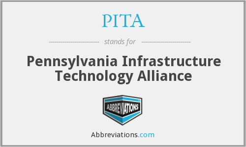 PITA - Pennsylvania Infrastructure Technology Alliance