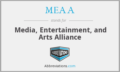 MEAA - Media, Entertainment, and Arts Alliance