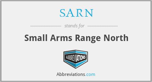 SARN - Small Arms Range North