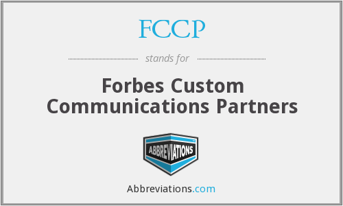 FCCP - Forbes Custom Communications Partners
