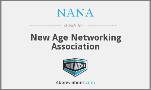 NANA - New Age Networking Association