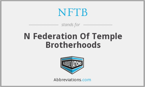 What does NFTB stand for?