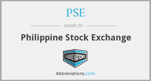 PSE - Philippine Stock Exchange