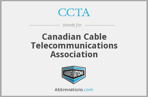 CCTA - Canadian Cable Telecommunications Association